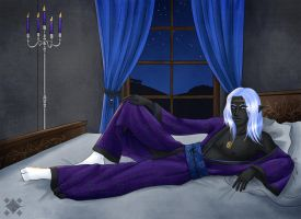 Adriel - Commission by Project-Drow