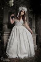 The Lilly Bride by MADmoiselleMeli
