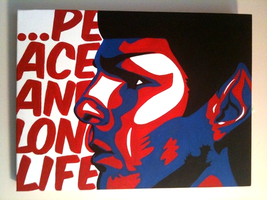 Peace and Long Life by Rotae