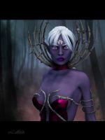 Drow by LillithI