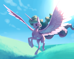 Touchdown by NadnerbD