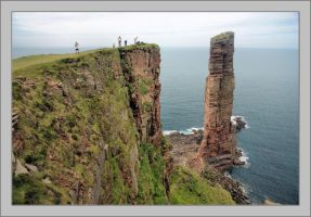 The Old Man of Hoy by Rajmund67