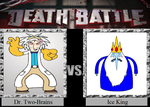 Dr. Two-Brains vs. Ice King by JasonPictures