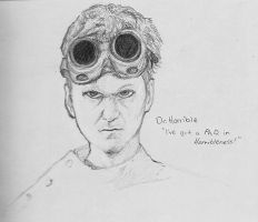 Dr. Horrible by zynwolf