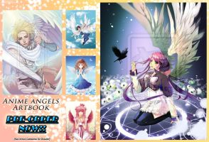 +Anime Angels Artbook FINAL+ by Chinchikurin
