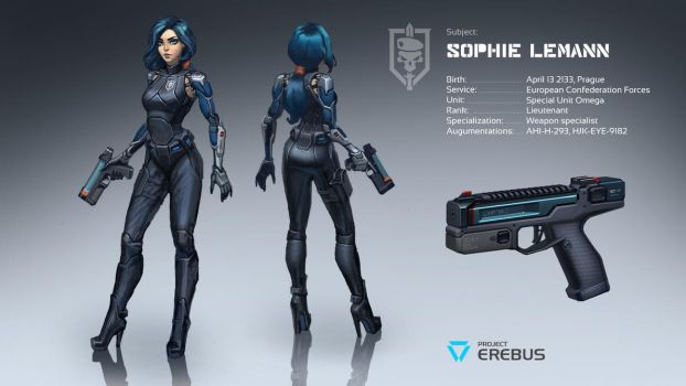 Sophie Concept by vombavr