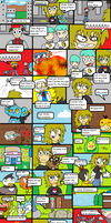 Eliza's Diamond Nuzlocke 4 by LizDraws