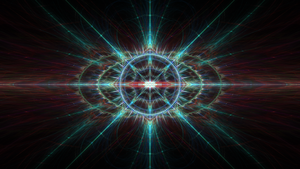Yet Another Circle Fractal by grebnedlog