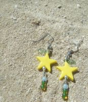 Paopu Earrings by OurDestinyDesigns