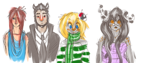 Bah Stupid Ocs by TheLocalAlien