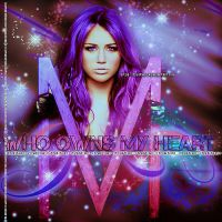 who owns my heart by Itzeditions