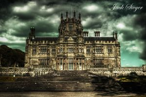 Gothic Architecture three by JackSivyer