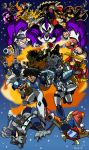 Commish: Space Police Epic Eddarion by BlueIke