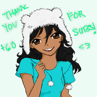 +60 subs drawing by So-Tay