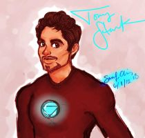 Tony Sketch by Kumu18