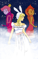 Adventure Time: Fionna's Choice by PaulineFrench