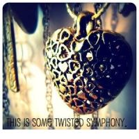twisted symphony by ForeverASickKid
