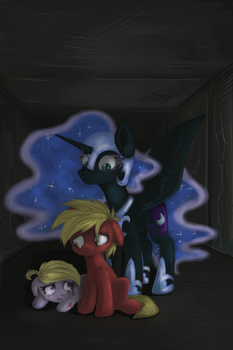 Revived Equestria. Part 4 Section 1 by Amy-Gamy