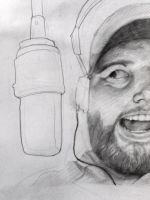 Interesting Faces- Shay Carl by CjFagundo