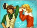 Tiger and Bunny by daekazu
