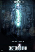 The Twelfth Doctor? - Fan Poster by SuperDude001