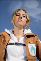 Shingeki No Kyojin - Annie Cosplay 02 by Dovah-Photography