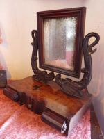 Old Rusty Mirror Stock by Cloozy