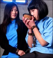 Prison Girls (02) by D-ZHANG-PHOTOGRAPHY