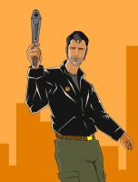 GTA3 CLAUDE by B9TRIBECA