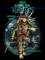 skratchjam 5th turtle jam ANTONIO by RuslanaN