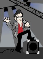 morrissey by jcbishop