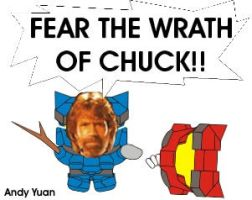 Chuck Norris Complex by c-force