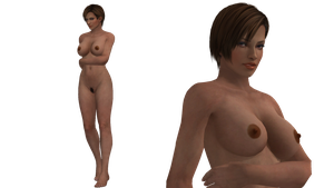 Lisa Hamilton (Dead Or Alive 5) Full Nude Mod by cunihinx