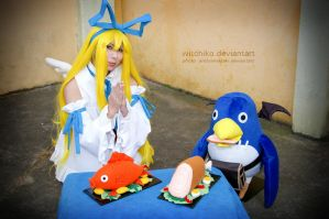 Flonne chan::::Disgaea:::: by Witchiko