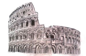 Colosseum 1 by naveen11986