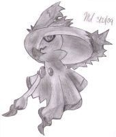 Mismagius by md427