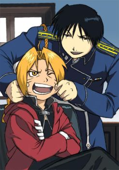 Smile for me, Fullmetal by Amarevia