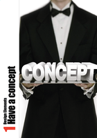 Poster: have a concept by hindh