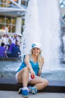 Pokemon Trainer Elsa 2 by moonymonster