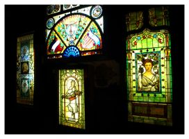 Stained Glass Room 2 by Cwen-Natulcien