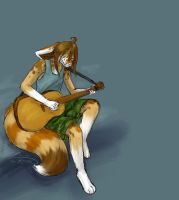 Guitar by Tylar-I