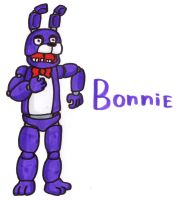 Bonnie by YouCanDrawIt