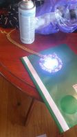 Arc Reactor for galactic-burrito by Kaallisi