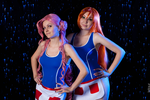 Code Geass: Euphemia and Shirley 1 by Cheza-Flower