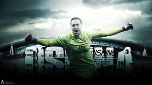 David Ospina by AndreeeasGFX