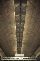 Hong Kong Airport by feria233