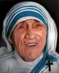 MADRE TERESA by CristinaC75