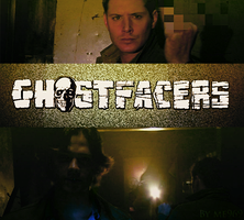 Dean and Sam - Ghostfacers by me969