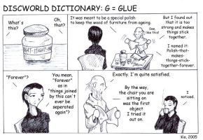 Discworld Dictionary G by kian
