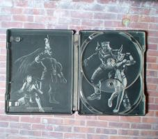 Custom TTT2 PS3 game case paint job inner by thesekininja